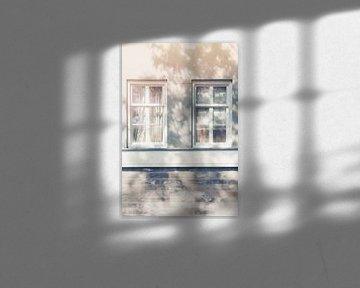 Gevel van een woning in Den Bosch van Photolovers reisfotografie