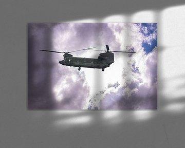 Chinook Helikopter KL.