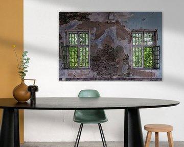 Alte Fenster von Maikel Brands