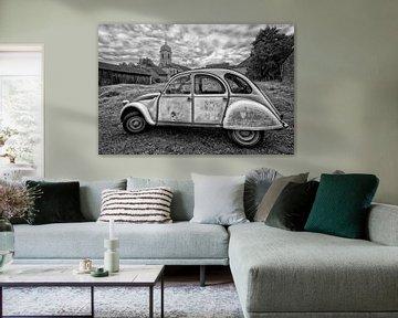 Citroën 2CV, das hässliche Entlein von Tilly Meijer