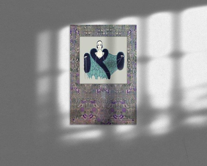 Sfeerimpressie: Art nouveau chique van Affect Fotografie