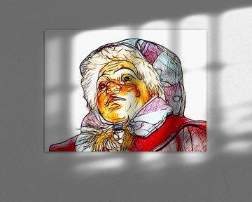 der Clown van Dagmar Marina