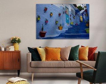 Farbe in Marokko, Andrei Nicolas - von 1x