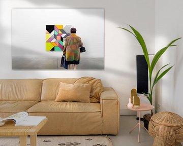 Kunst is overal, Luc Vangindertael (laGrange) van 1x