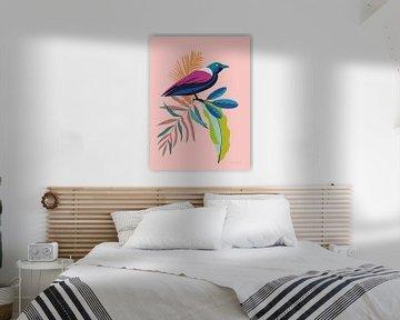 Exotische vogels I, Omar Escalante van Wild Apple