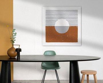 Reflectie III, Moira Hershey van Wild Apple