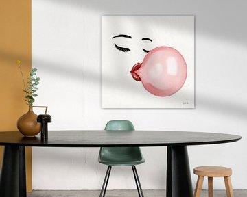 Bubble babe i, Janelle Penner van Wild Apple