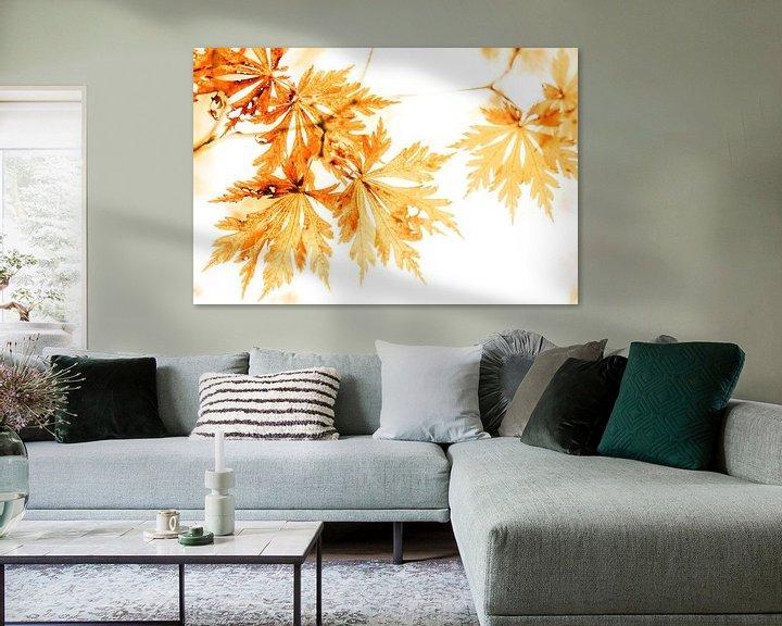 Sfeerimpressie: Gold Leafing van Cho Tang