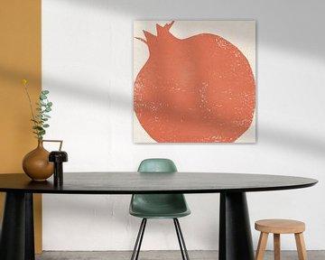Grafisch fruit i, Moira Hershey van Wild Apple