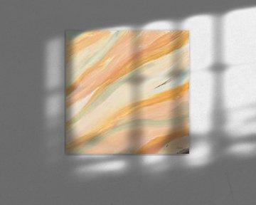 Roze golven, Sue Schlabach van Wild Apple