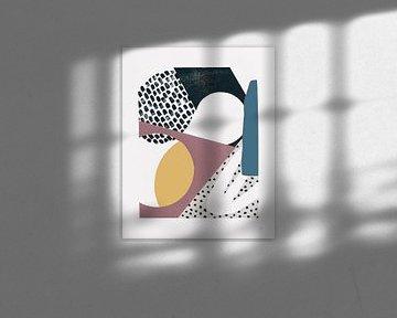 Luminous Tumble I Dark, Laura Marshall van Wild Apple