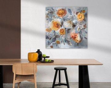 Florale opheffing, Danhui Nai van Wild Apple