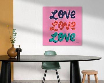 Love Letters III, Becky Thorns van Wild Apple