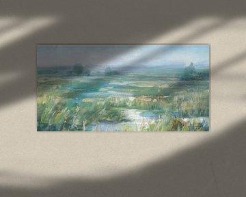 April Meadow Crop, Danhui Nai van Wild Apple