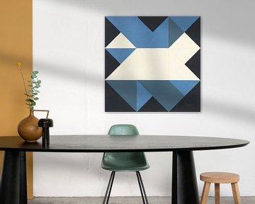 Driehoeken III, Mike Schick van Wild Apple