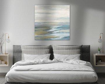 Ochtend zee licht, Silvia Vassileva van Wild Apple