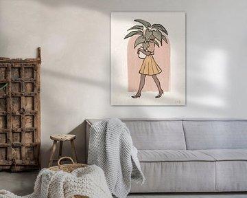 Plant dames II, Janelle Penner van Wild Apple