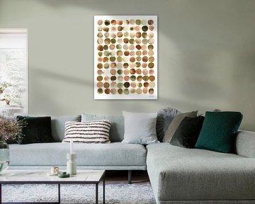 Natuurlijk abstract i, Laura Horn van Wild Apple