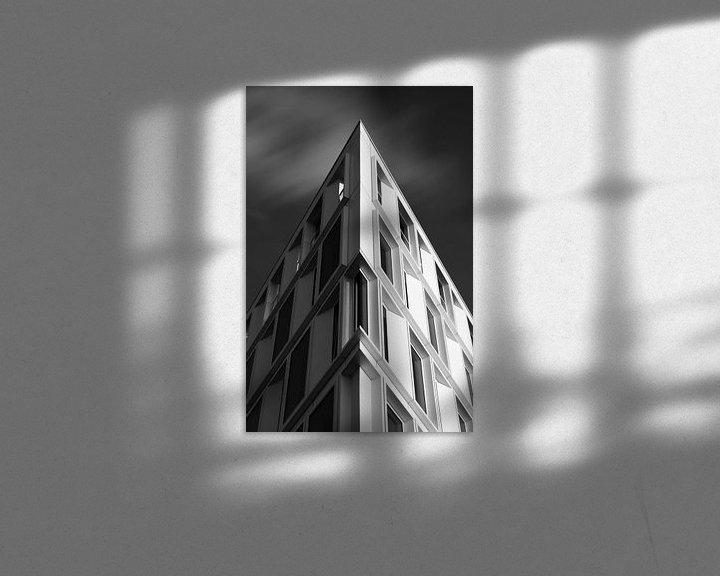 Sfeerimpressie: Corner of time van Sander van der Werf