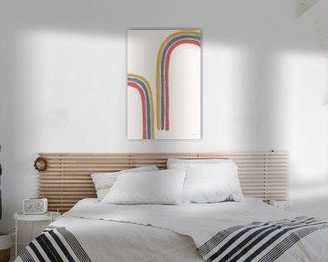 Bright Rainbow II, Leah York