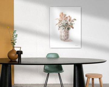Moderne Flora II, Danhui Nai van Wild Apple