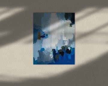 Blauwe cascade, Pamela Munger van Wild Apple