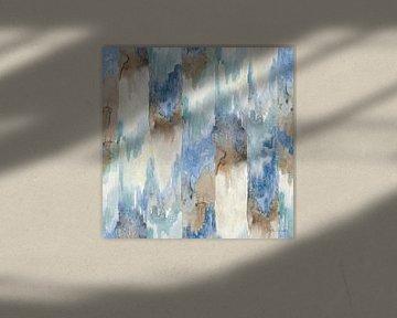 Soft Shores Pattern II, Beth Grove van Wild Apple