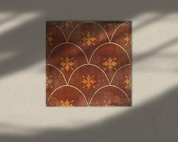 Marokkaanse tegels Spice VI, Cleonique Hilsaca van Wild Apple