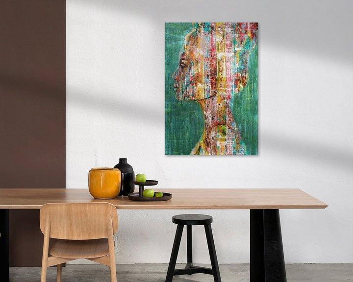 Sfeerimpressie: Ibiza mood van Atelier Paint-Ing