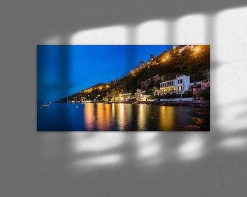 Théoule-sur-Mer sur la Côte d'Azur