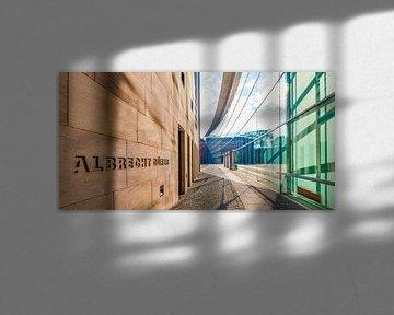 Nieuw Museum Neurenberg van Werner Dieterich