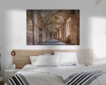 Abandoned Monastery van Robert Van den Bragt