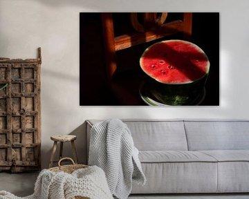 Meloen thuis van Ulrike Leone