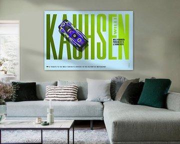 Hommage à Willi Kauhsen 917 sur Theodor Decker