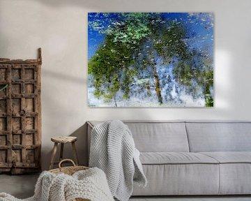 La magie des arbres 200 sur MoArt (Maurice Heuts)