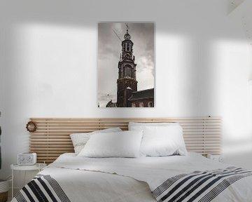 Munttoren in Amsterdam van thomas van der Wijngaard