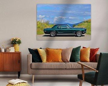 Ford Mustang 1968 sur Ingo Laue