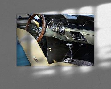 Ford Mustang 1968 Détail 2.0 sur Ingo Laue