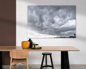 Whalesmouth lucht van Piet Kooistra