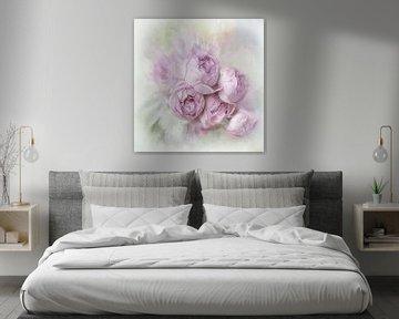 Bloemen fantasie van Lizzy Pe