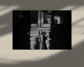 Dramatische Schwarz-Weiß-Fotografie von Sync-In Steph