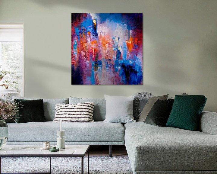 Beispiel: Farbenfreude von Annette Schmucker