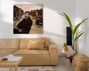 Amsterdam par Breitner Painting