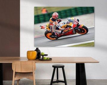 Marc Marquez #93 Honda Repsol Team von Theo Groote