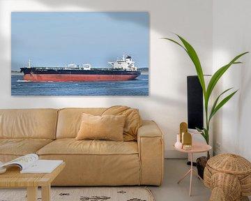 Tankschip Los Angeles Spirit van Piet Kooistra