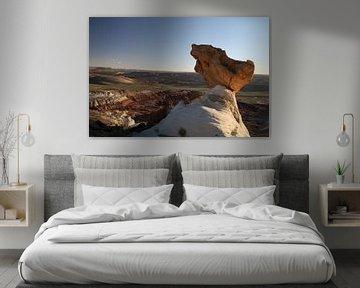 Hoodoo Forest (Rimrocks North) Grand Staircase-Escalante National Monument in zuidelijk Utah, Vereni van Frank Fichtmüller