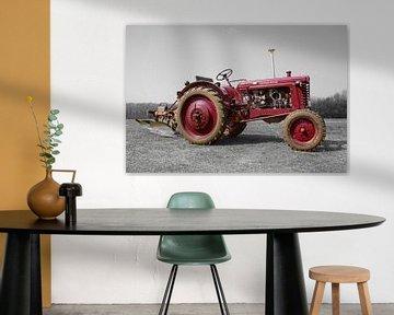 Traktor Belarus MTS 5L von Ingo Rasch