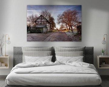 L'hiver à Epen sur Rob Boon