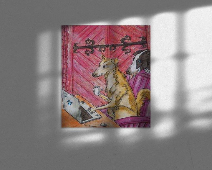 Sfeerimpressie: Kyte en Yula ( OTSJO ) van Jose Beumers