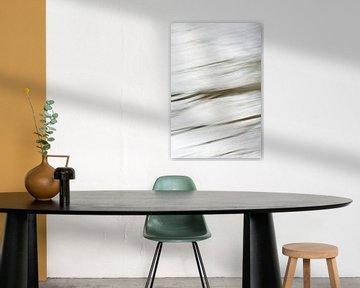 Stroom 1   abstract van Henriëtte Mosselman